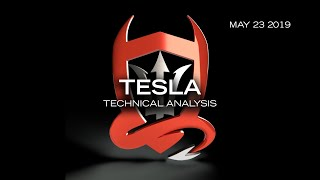 Tesla Technical Analysis (TSLA) : The Devil and The Pitchfork  [05.23.2019]