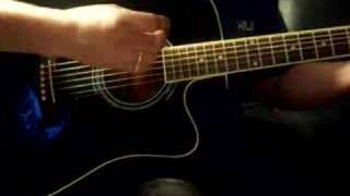 Gambar cover gitaarles nr 38 g en g  Nickelback Rock star