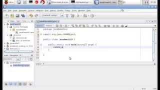 Add org.json library, java-json.jar, to NetBeans Java project. Run on Raspberry Pi