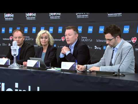ESCKAZ in Copenhagen: EBU/DR press-conference