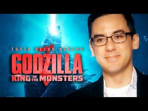 Michael Dougherty Vs. The Godzilla Fans | Godzilla: King Of The Monsters (Godzilla 2019)