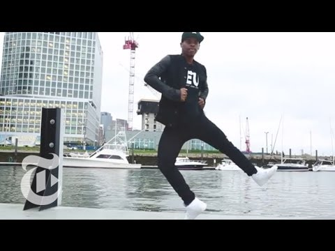 Jookin: Lil Buck's Dance in the Spotlight | The New York Times