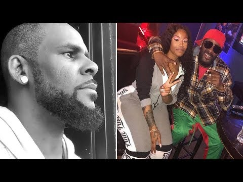 R. Kelly went to Ethiopia to SCOOP Women for SEX SLAVES