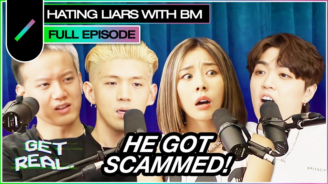 Download Sniffing Out the Liars with BM | Get Real S2 Ep. #10