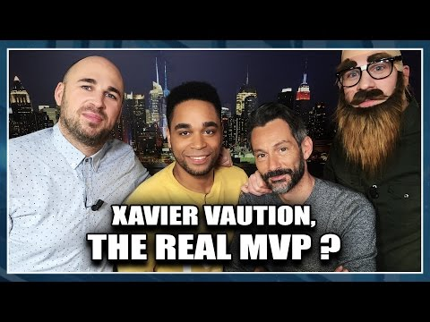 XAVIER VAUTION, THE REAL MVP ? NBA First Day Show #13