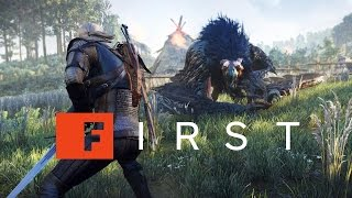 Hunting Monsters in The Witcher 3 - IGN First