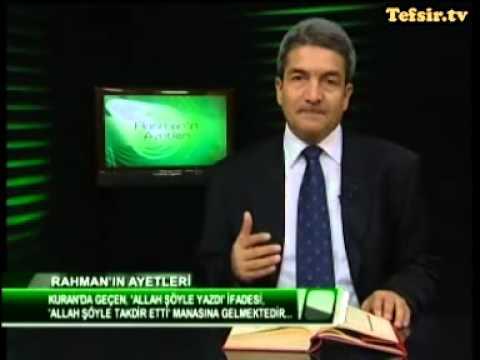 mucadele Suresi Kuran Tefsiri  14-22  Ayetler  Prof.Dr. Şadi Eren