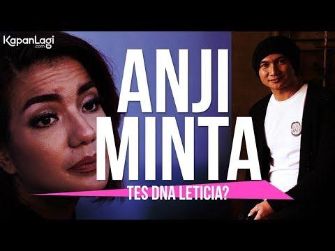 Anji Minta Tes DNA Leticia, Ini Kata Sheila Marcia