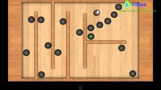видео Скачать бесплатно Teeter Pro — игру лабиринт для Android.