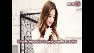 Park Bo Ram - The Name [Sub español]