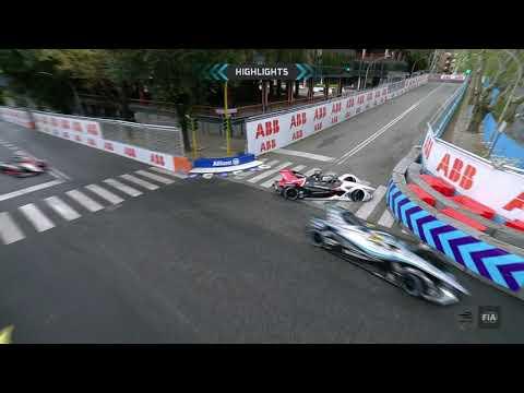 Formula E: Gara 1 di Roma 10 aprile