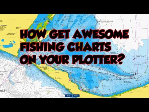 Fishing Gps Marks Update Navionics Fishing Depth Charts Latest  Chartplotter How To Step By Step