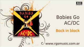 Babies Go AC/DC - Back in black