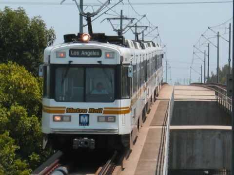 LACMTA ( Metro ) #130 - 1989 Sumitomo-Nippon Sharyo P865