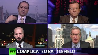 CrossTalk on Syria: Complicated Battlefield