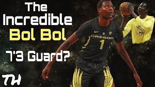 The Incredible Bol Bol: A Prospect the NBA Has Never Seen