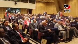 انطلاق مؤتمر «مستقبل المجتمعات العربية» بحضور وزير الثقافة