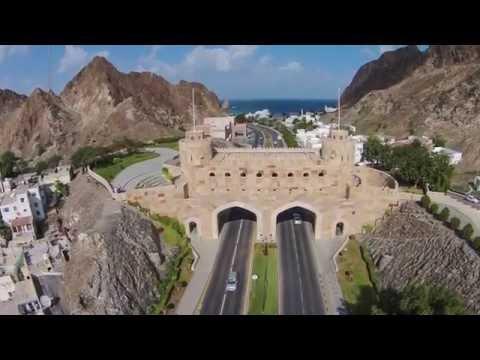 OMAN FROM THE SKY  عمان من السماء