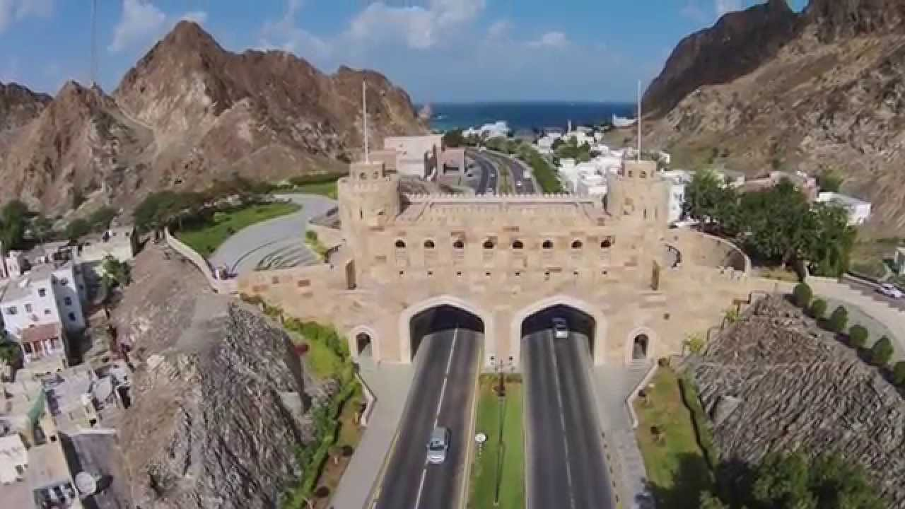 Oman From The Sky عمان من السماء Youtube