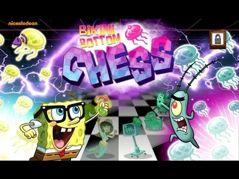 Bikini Bottom Chess (Nickelodeon Games)