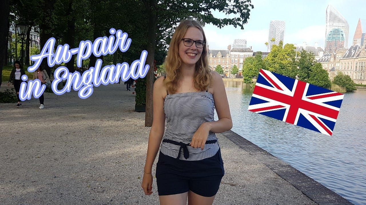 Ich Werde Eine Aupair In England Youtube