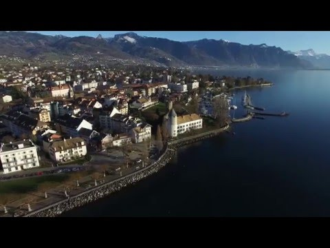 Vevey 4K Drone Film
