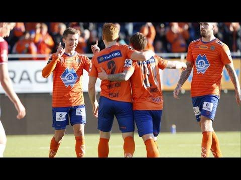 Høydepunkter: Aalesund - Tromsø 3-1