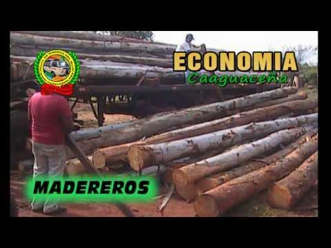 Documental del Distrito de Caaguazú - Paraguay - Capital de la Madera Imágenes Plaza Libertad
