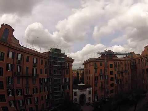 Time Lapse a Via Nicotera, Roma Prati