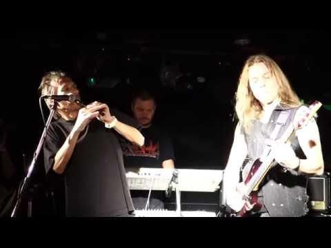 FastLoaders & Ben Daglish live - The Wastelands (loader & theme) - Last Ninja concert
