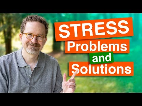 Chronic Stress: Problems and Solutions