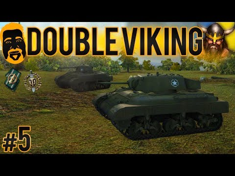 World of Tanks - E05 3 Great Matches With Robbaz In The M7 Medium
