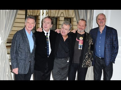 Monty Python reunion press conference 2013 - full and unedited
