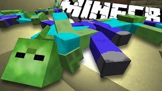 ТРУПИКИ - Minecraft (Обзор Мода)