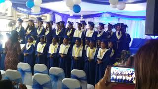 Debe Hindu Primary School class  of 2018 Graduation  song