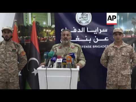Libya militia threaten Benghazi assault