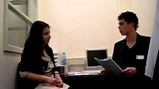 video beoordelingsgesprek LMV Cansu Aslan