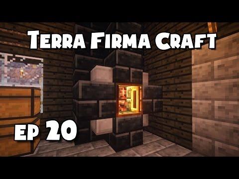 TerraFirmaCraft - #20 - The Iron Age!
