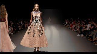 Hussein Bazaza | Spring/Summer 2018 | Fashion Forward Dubai