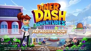 Diner DASH Adventures - Official trailer #1 - Available for Pre-Registration!