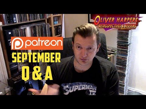 September's Monthly Patreon Q&A