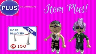 How to give (or have) Item Plus at Meepcity Roblox 😄