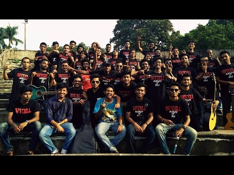 A tribute to ARTCELL from University of Dhaka...