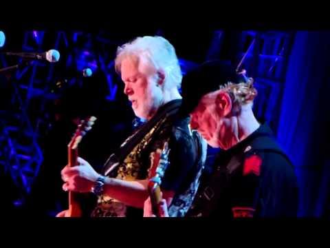 Bachman-Turner Overdrive 'Live'- Blue Collar