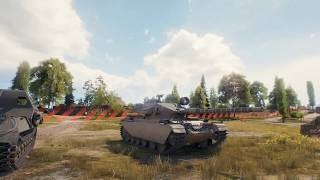 World of Tanks New HD map -  Ultra Setting with Centurion Action X Awesomee
