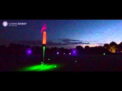 CosmicBogey Nachtgolf - Golfen bei Nacht