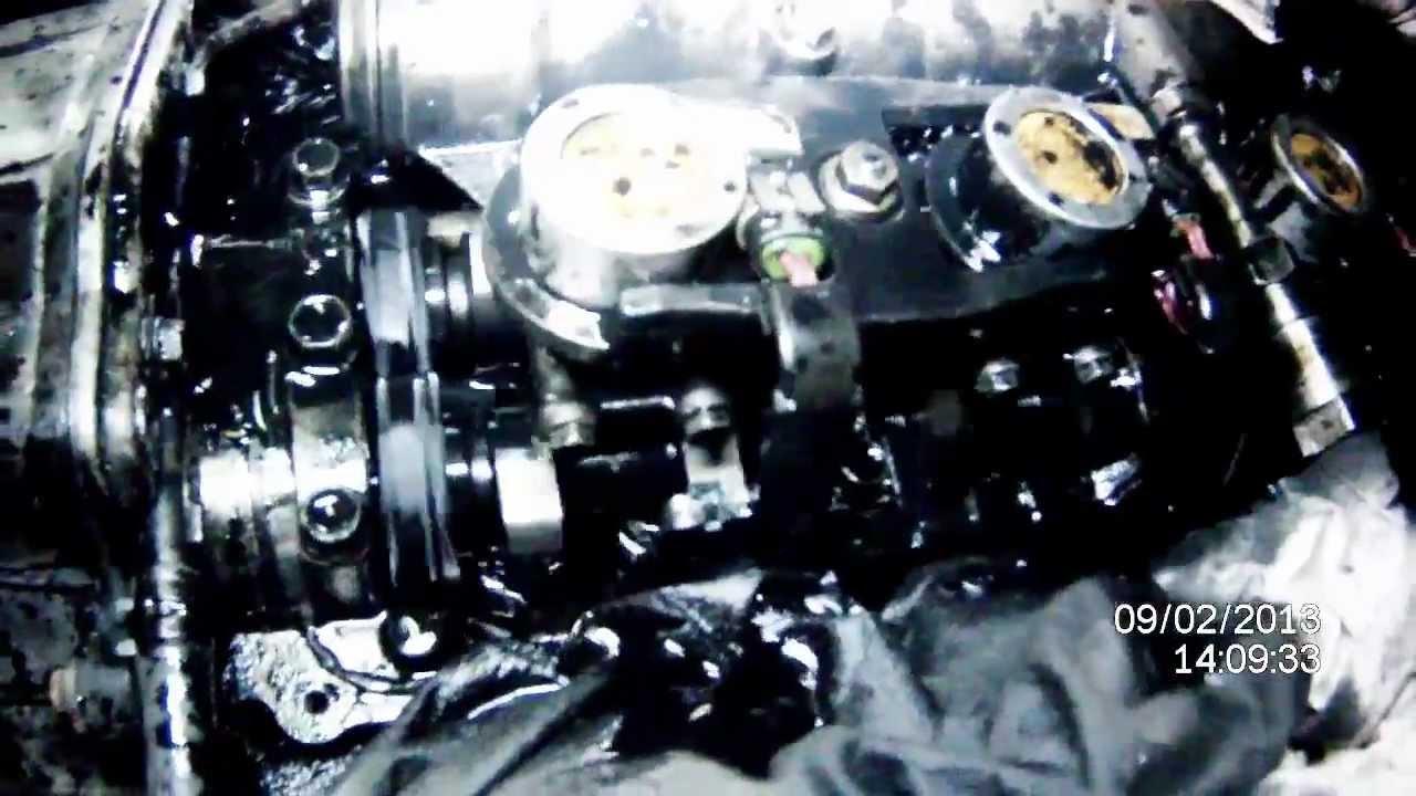 Isuzu trooper 30L engine 4jx1 working injectors  YouTube