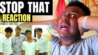 DOBRE BROTHERS EXPOSED?(LUCAS AND MARCUS STOP THAT SONG REACTION)