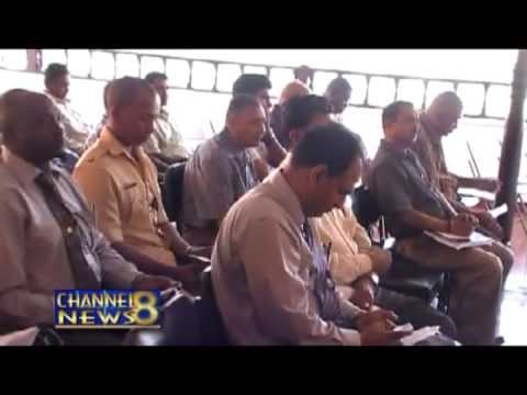 Channel 8 News - Friday, May 10, 2013