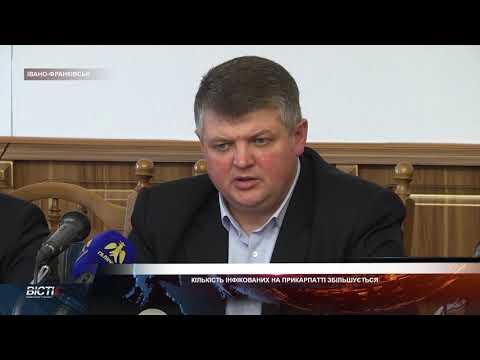 В Івано-Франківській області вже зафіксували 92 випадки підозри на коронавірусну інфекцію